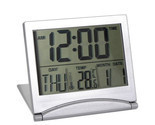 New digital lcd weather station folding desk temperature travel alarm clock fp8 thumb155 crop