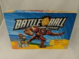 2003 Milton Bradley Battle Ball The Future of Football Board Game - $19.79