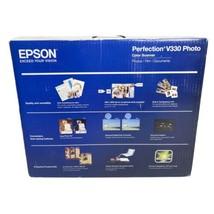 Epson Perfection V330 USB Flatbed Color Scanner Photos Slides Negatives NEW - $197.95