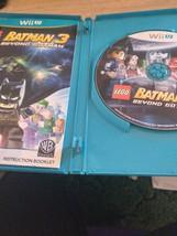 Nintendo Wii U LEGO Batman 3: Beyond Gotham image 3