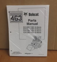 Bobcat 463 Skid Steer Loader Parts Manual Book - Part # 6902178 - $55.20+
