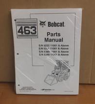 Bobcat 463 Skid Steer Loader Parts Manual Book - Part # 6902178 - $55.20+