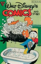 Walt Disney's Comics and Stories, Edition# 540 [Comic] [Jul 01, 1989] Dell - £1.89 GBP