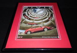 2008 Honda Civic Si 11x14 Framed ORIGINAL Vintage Advertisement - $32.36