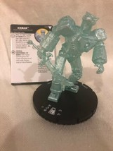 Heroclix Iceman G025 Colossal - X-Men Animated The Dark Phoenix - Super ... - $26.27
