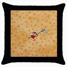 Throw pillow case shin chan shin-chan  fun tv series cute - $19.50