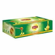 Lipton Honey Lemon Green Tea Bags, 100 Pieces  with free shipp in all world - $15.37