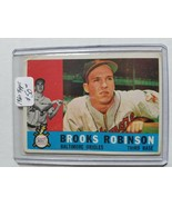 1960 Topps #28 Brooks Robinson : Baltimore Orioles - $40.80