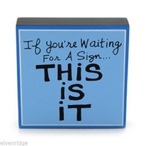 Wooden Graduation or Any Occasion Sign If you're waiting for a Sign this is it