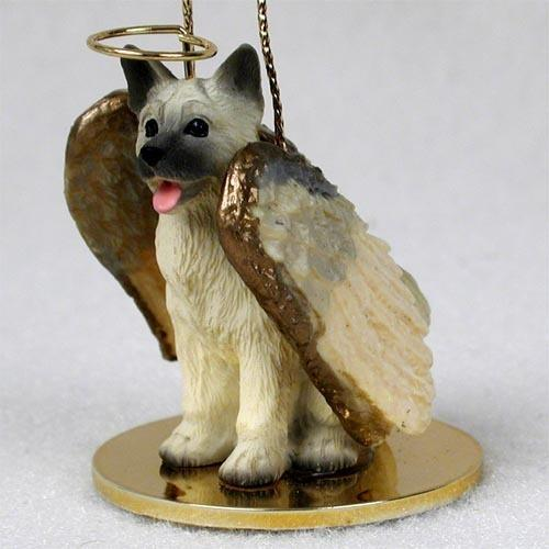 Primary image for Akita Fawn Pet Angel Ornament Ornament