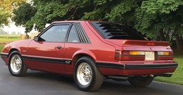 1986 Ford Mustang GT For Sale In Hagersville, ON N0A1H0 image 2