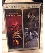 Wes Cravens New Nightmare/Freddy vs. Jason (DVD, 2015, 2-Disc Set) - $4.95