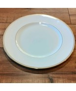 "Vera Wang Golden Grosgrain, WEDGWOOD, 10.75"" Dinner Plate, 501085 - $24.19"