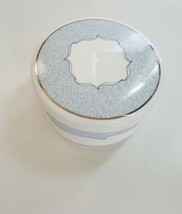 WEDGWOOD VENICE Bone China Jewelry Ring Trinket Box with LId NEW! - $7.92
