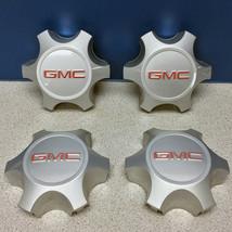 "2013-2017 GMC Acadia # 7052 18"" 6 Spoke Wheel Center Caps # 9596876 SET ON SALE - $65.00"