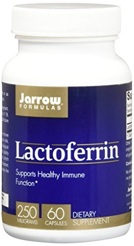 Jarrow Formulas Lactoferrin 250mg, 60 Caps image 3