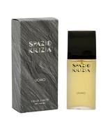 Spazio Krizia Uomo 1.7 oz / 50 ml Eau De Toilette spray for men - $121.55