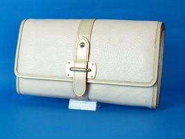 Auth Louis Vuitton Suhali Leather Portefoille Faboli Flap Belt Wallet TH... - $395.01