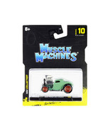 1933 Ford 3W Coupe Light Green 1/64 Diecast Model Car by Muscle Machines... - $30.76