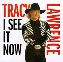 I See It Now by Tracy Lawrence Cd image 1