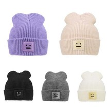 Y knitted hats for toddler boys girls robot cap fashion thick warm kids cap.jpg 640x640 thumb200