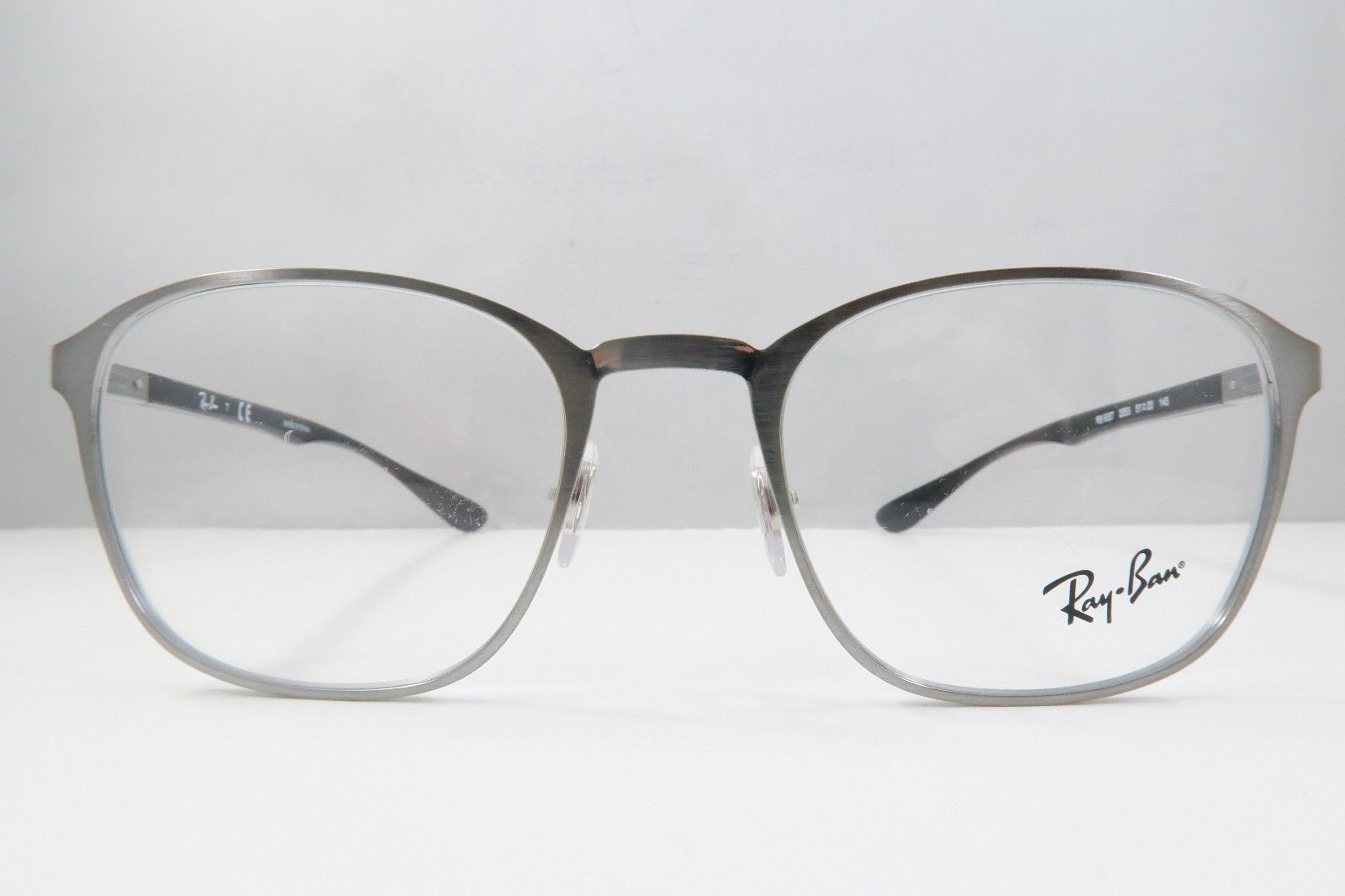 34bcdfd9c2 Ray-Ban RB 6357 2553 Round Silver   Black and similar items