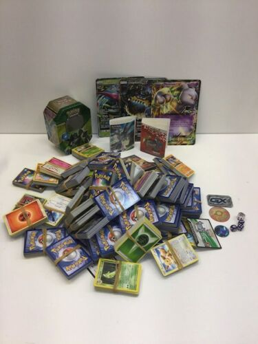 10lb Lot Pokemon Card Holo Reverse Japan Full Art GX EX Giant Numbered Trainer
