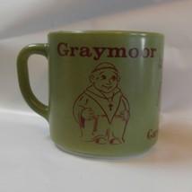 Vtg 1960's Graymoor Garrison NY Federal Milk Glass Mug Franciscan Friars - $37.39