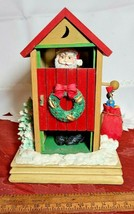 "1994 The San Francisco Music Box Company ""Santa Claus is Coming to Town""  - $19.99"