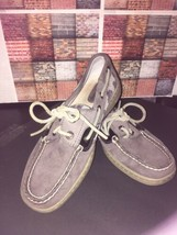 Sperry Top-Sider 9174418 Halyard 2-Eye Camo Boat Shoes Loafers Womens Si... - $29.00