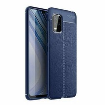 Beovtk Xiaomi mi 10 Lite Case, Silicone Leather[Slim Thin] Flexible TPU ... - $24.74