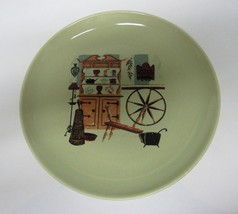 Vintage Sheffield Iroquois Casual China Russel Wright Plate Colonial Kitchen - $33.25