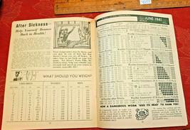 Vintage 1941 Jayne's Almanac Home Maker's Guide & Hand Book Useful Information image 2