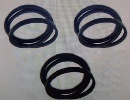 "(3) Craftsman 42"" Cut Riding Mower Deck Belt 174883 532174883 Electric Clutch - $23.95"