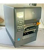 Zebra ZT230 DT Industrial Label Printer 123100-200 USB Peel&Present UPS Firmware - $346.49