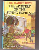 Hardy Boys  THE FLYING EXPRESS   1st picture cover Ex - $12.60