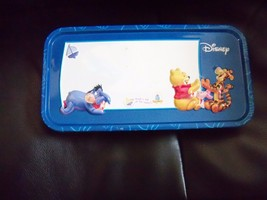 DISNEY Winnie The Pooh & Friends BLUE Pencil Ti... - $19.99