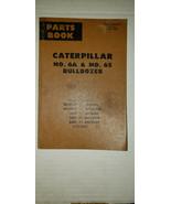 1971 Caterpillar CAT 6A & 6S Bulldozer Parts Book Manual - Form UE033684 - $18.23