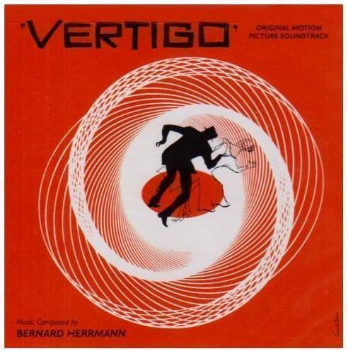 Primary image for Vertigo - Soundtrack/Score CD ( Like New )