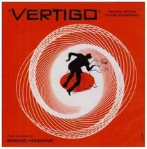 Vertigo - Soundtrack/Score CD ( Like New ) - $33.80