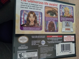 Nintendo DS I Love Beauty: Hollywood Makeover image 2
