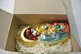 Kurt S. Adler Polonaise Holy Family Ornament - $16.00