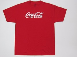 Coca-Cola Red Tee Shirt - Large - $9.16