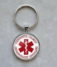 Coronary Bypass Medical Alert Keychain - $14.00+