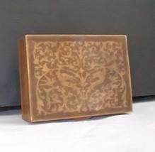 Tony Gargiulo Sorrento Italy Wooden Inlay Music Box Reuge Swiss Musical Movement - $74.79