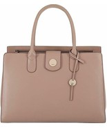 Lodis Accessories Women's Rodeo RFID Ally Work Tote Latte One Size NEW - $269.94