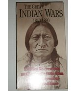 The Great Indian Wars (1840-1890) [VHS Tape] - $16.99