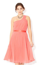 MONSOON Freya Coral Dress BNWT image 2