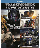 Transformers 5 Movie Collection [Blu-ray] - $19.95