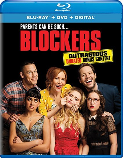Blockers [Blu-ray + DVD + Digital]